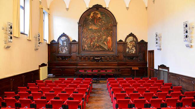 """""""Resurrezione di Lazzaro"""" di Francesco Zaganelli - Biblioteca Classense"""