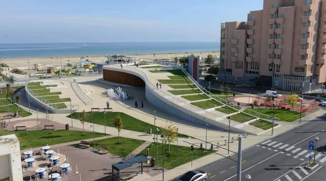 Rimini-piazzale Kennedy