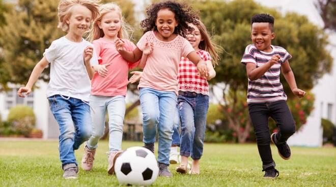 sport bambini sport bambine