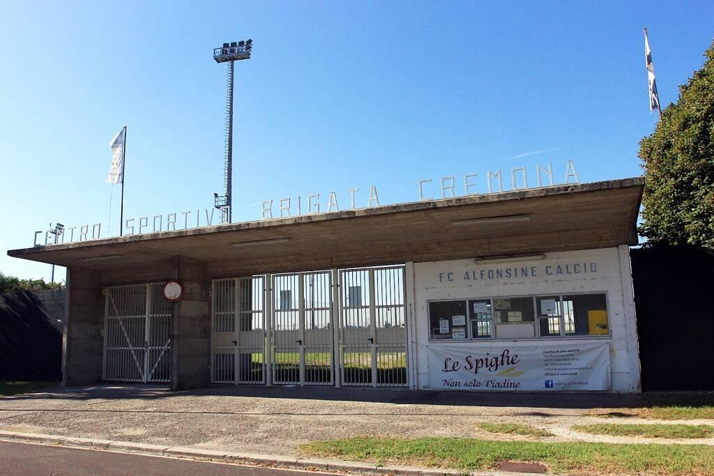 Stadio Brigata Cremona - Alfonsine