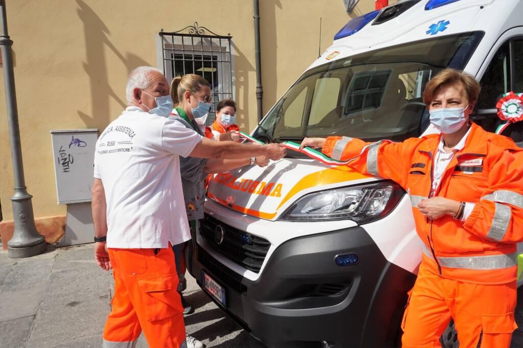 Ambulanza Russi