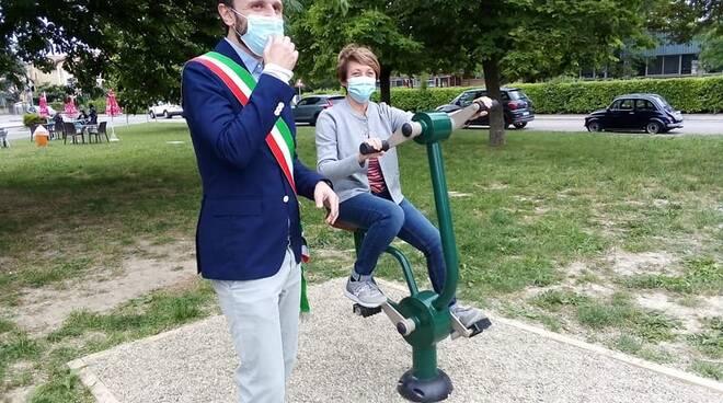 attrezzature sportive parco tardozzi alfonsine