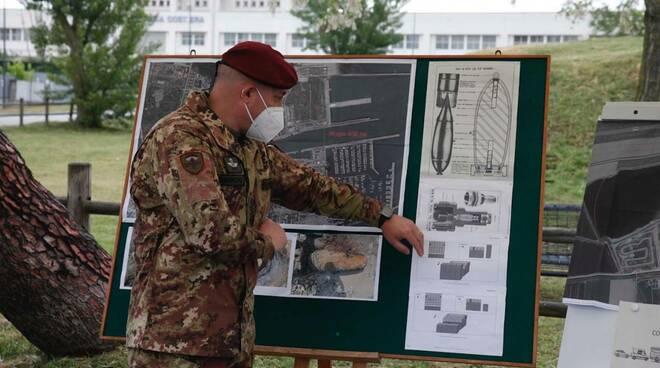 bomba porto corsini - ordigno bellico 2021