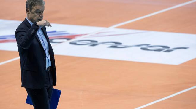 bonitta - coach Consar Ravenna - Volley
