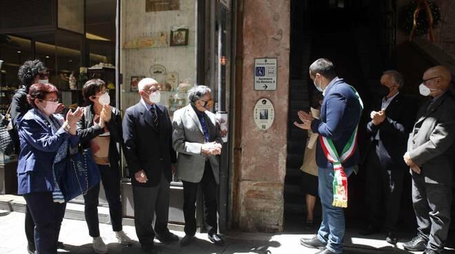 """""""Camminare Ravenna con la Divina Commedia"""""""