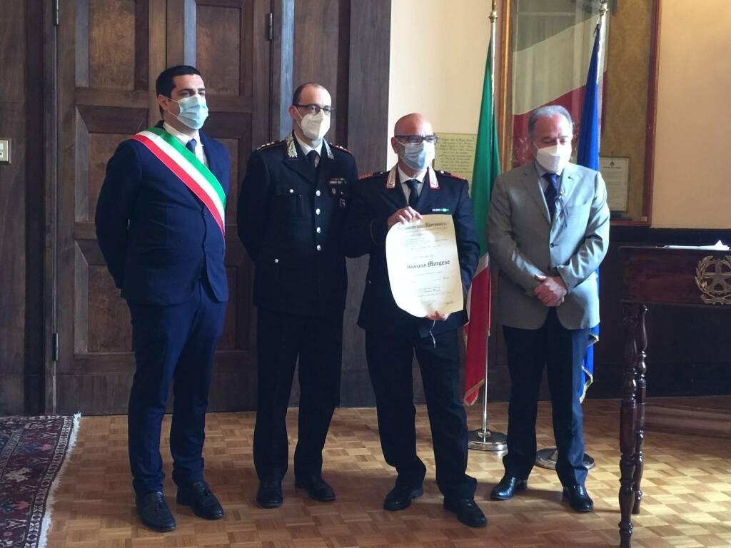 Cerimonie di consegne delle Onorificenze al Merito della Repubblica Italiana