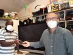 Donata TV da 46 pollici all'associazione di volontariato ravennate Terzo Mondo