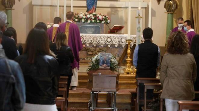 funerale riccardo Gamberini - San rocco