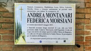 funerali federica morsiani