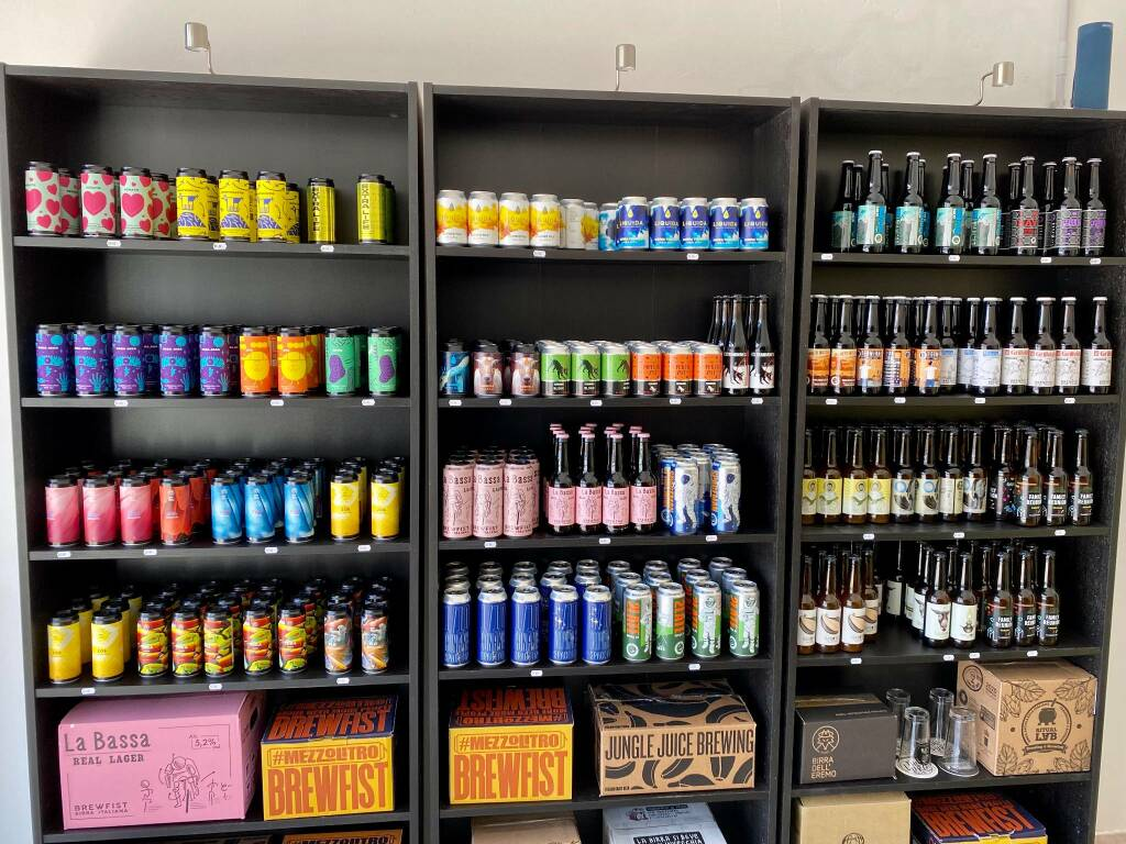 gli esauriti beer shop ravenna