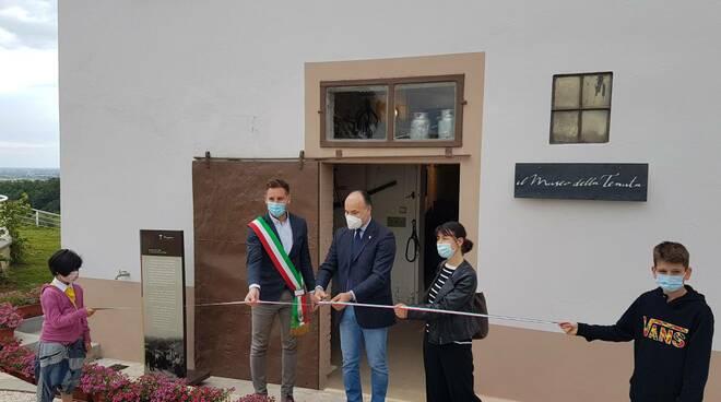 Inaugurata a Tenuta Masselina, una collezione unica che racconta un secolo di viticoltura in Romagna