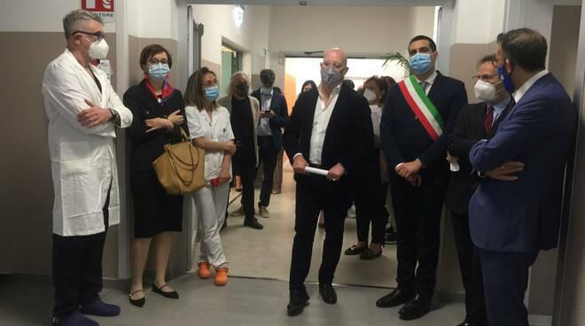 Inaugurazione Terapia Antalgica Ospedale Ravenna