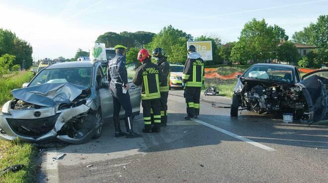 incidente camerlona 21 maggio