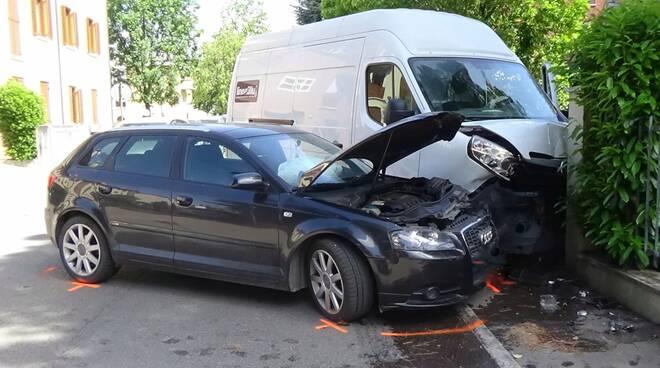 incidente faenza 07-05-2021