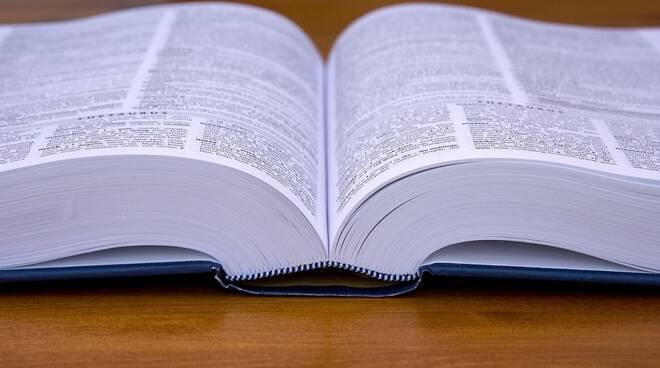 libro dizionario