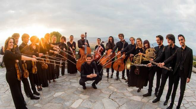 orchestra canova foto giorgio barzotto