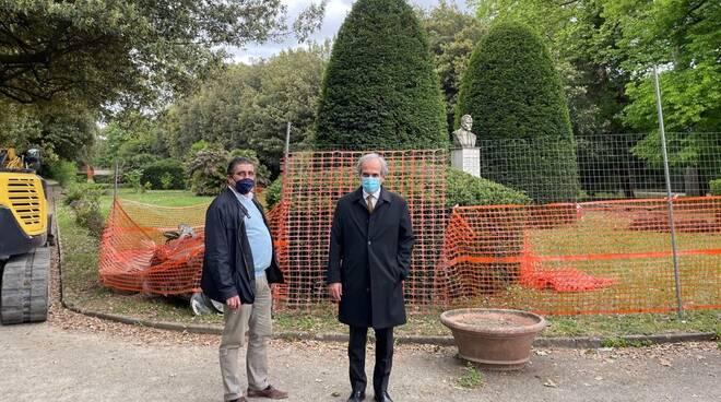 Parco della Resistenza di Forlì: al via i lavori di restauro