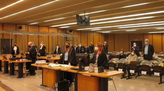 Processo Omicidio Minguzzi 2021