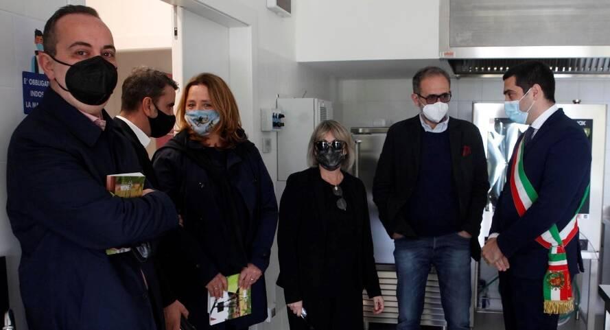 Ravenna. Inaugurazione Engim Marani e intitolazione nuova struttura a Fabrizio Matteucci