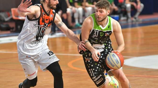 rekico basket faenza 2020-2021