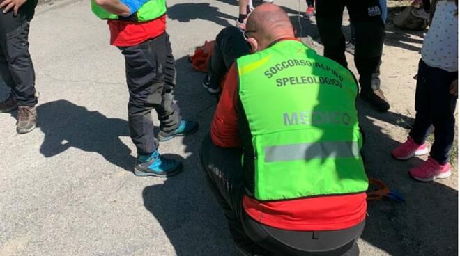 soccorso alpino Forlì