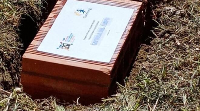 Sotterrata al Polo Tecnico di Lugo una capsula del tempo da aprire nel 2070