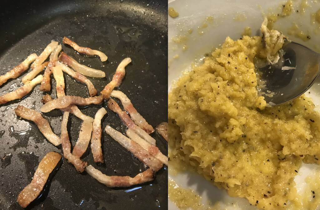 Spaghetti Carbonata