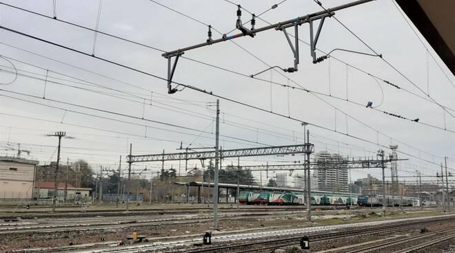 treni rfi alimentazione elettrica elettrificazione linea