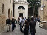 turisti a Ravenna 16 maggio 2020, foto da Facebook de pascale