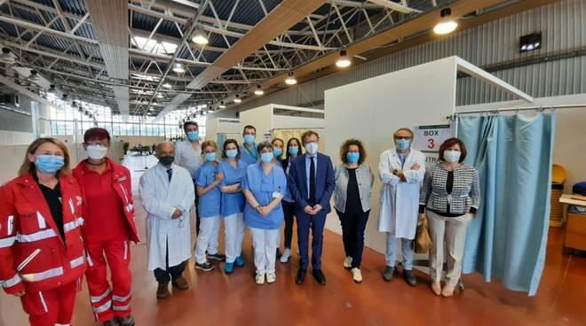 Vaccinazioni a pieno ritmo nella Romagna Faentina