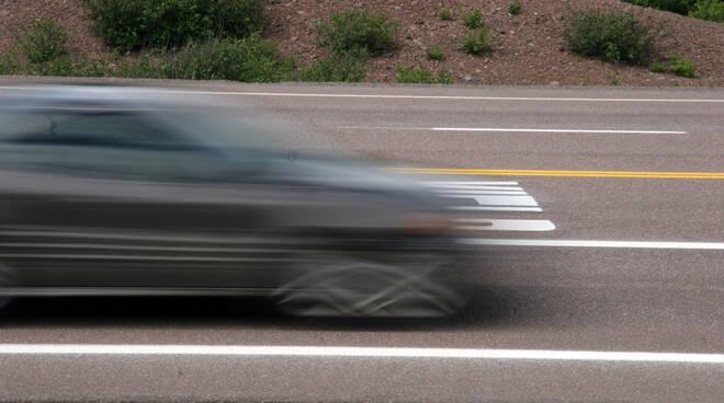 auto velocità