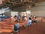 'Battezzato' il secondo hub vaccinale di Faenza