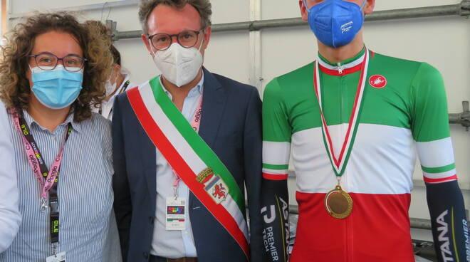 Campionato cronometro ciclismo Faenza