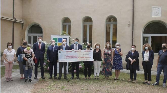 Cassa Ravenna Spa, Social Bond: 60mila euro per le scuole elementari e medie di Ravenna