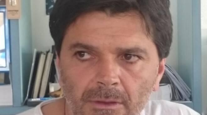 Fabio Ceccaroni presidente cooperativa bagnini di Cervia