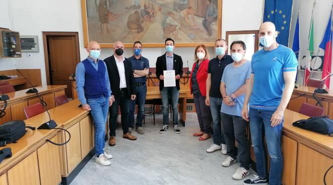 firma protocollo lavoro cesenatico waterfront