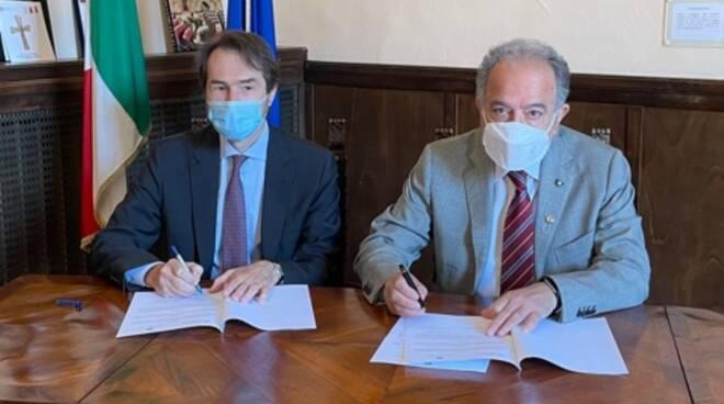firma protocollo Rex - Caterino Guberti