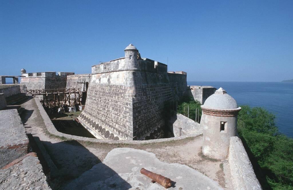Fortezza di San Pedro