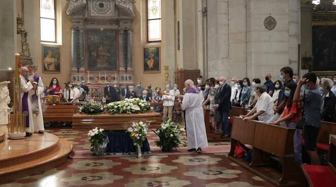 funerali professor scorza - pediatra