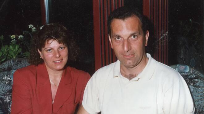 giovanna giovannini e giorgio sagrini moglie e marito