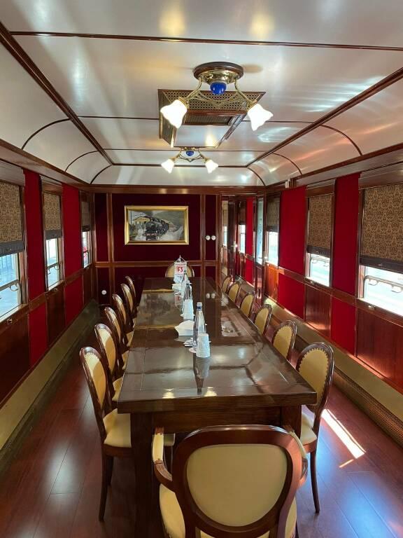 interni treno di dante