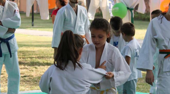 judo al parco
