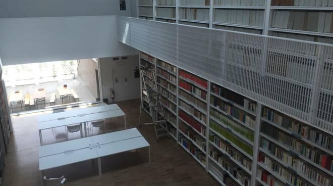 La Biblioteca diocesana e Archivio arcivescovile di Ravenna in Via Angelo Lolli