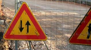 lavori in corso cartello