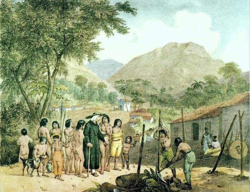 Missionari nelle Americhe