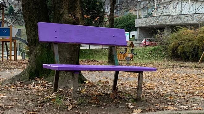 panchina viola quincetto