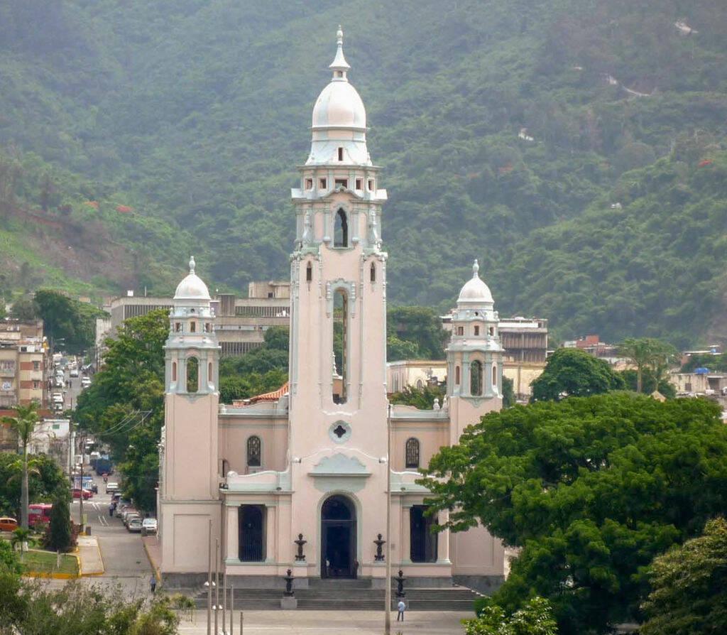 Pantheon Caracas