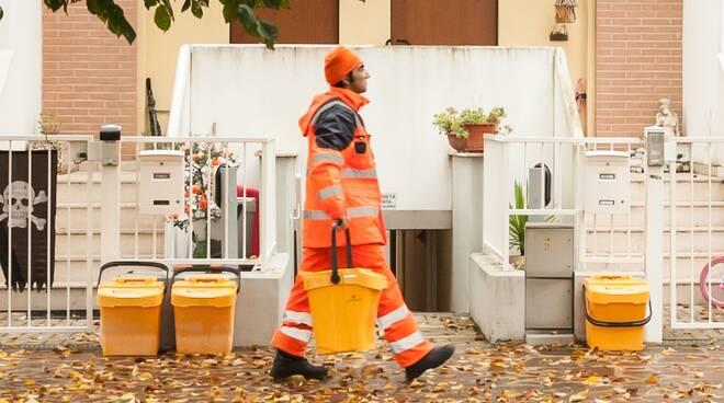 porta a porta rifiuti raccolta differenziata