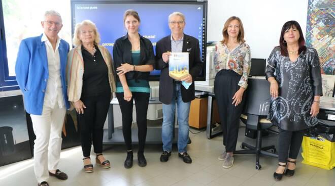 premiazione DROP - Rotary Ravenna e Accademia