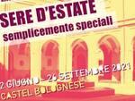 sere d'estate Castel Bolognese